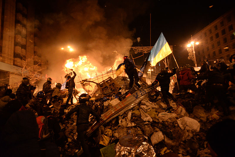 Betting it all on Nothing: Ukraine's opposition has legitimate grievances, but risked everything to gain little