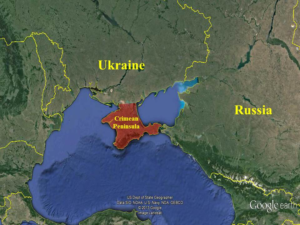 Has Russia Begun Offensive Cyberspace Operations in Crimea?
