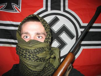 Using Hate Sites to Counter White Separatist Terrorism in the US
