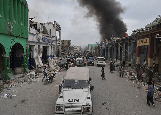 MINUSTAH, Argentina, and the future of Latin America's role in peacekeeping