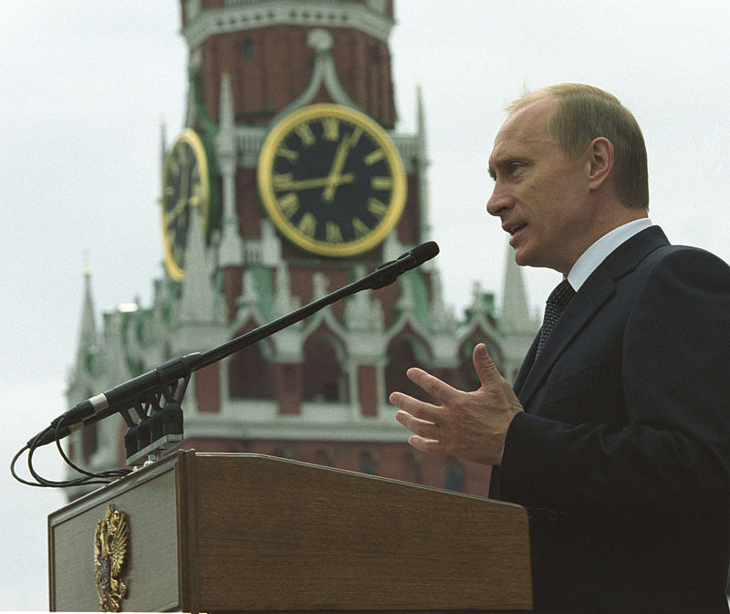 U.S.-Russian Relations with Ambassador Linton Brooks