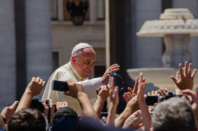Pope Francis and the Power of Ideas