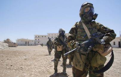 Should We Fear the Unconventional? Why ISIL's Chemical Weapons Are Causing the West to Panic