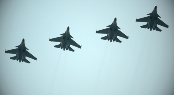 Iran's Quest for the Su-30 Fighter Jet