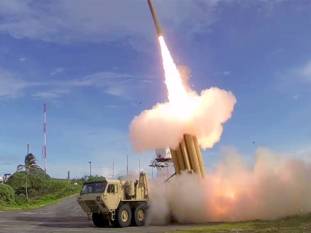 China's Real Objection to Terminal High Altitude Area Defense (THAAD)
