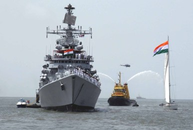 Looking Outward: Indian Maritime Power and Energy Security