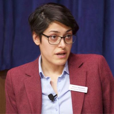 Faculty Interview Series: An Interview with Dr. Ariane Tabatabai, SSP Assistant Professor