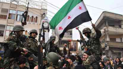 With an Iron Fist: What the Start of Syria's Civil War Tells Us About its End