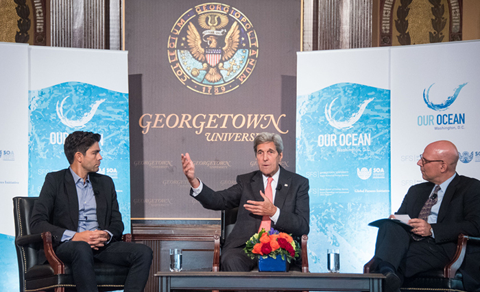 Our Oceans: A Top Global Security Policy Priority