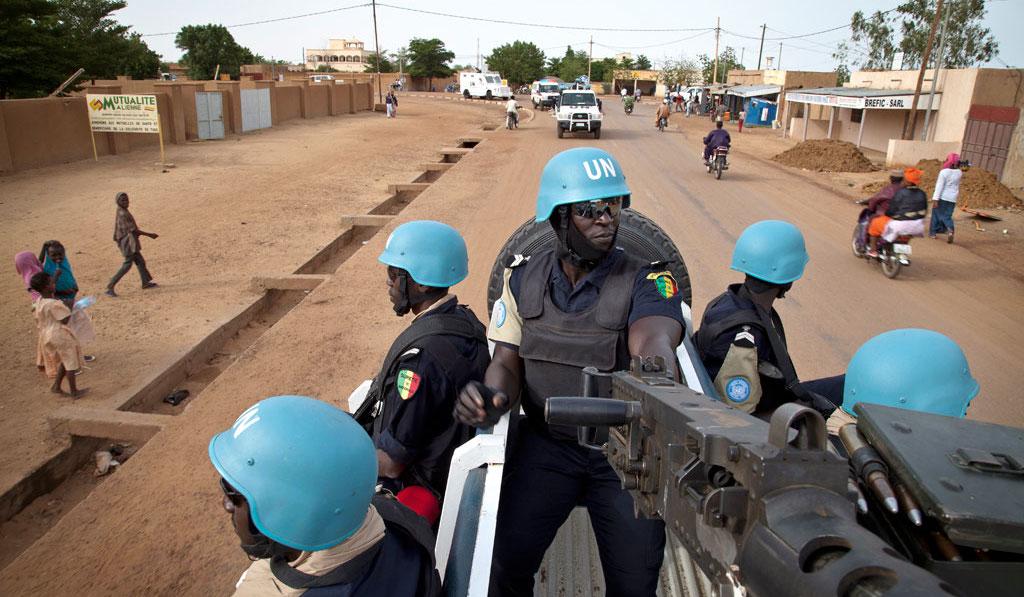 U.N. Peacekeeping Mission Failure in Mali: An Operational and Strategic Failure
