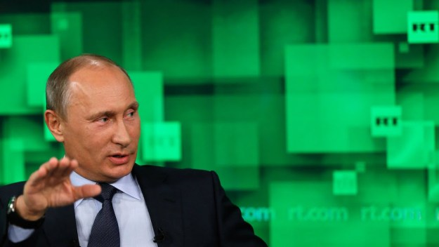 Russia's Disinformation War