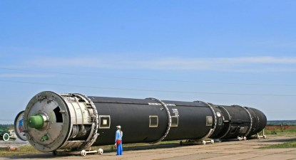 "The Devil is in the Details: Assessing the Threat of Russia's ""Satan 2"" ICBM"