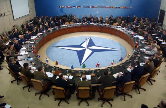 NATO's Perfect Storm: Donald Trump and Vladimir Putin