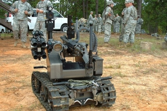 Banning Killer Robots? A Way Forward