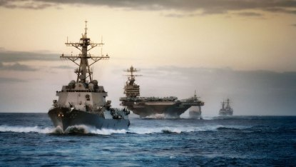 The Navy in the 21st Century: Threats, Strategy, and Capabilities