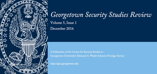 GSSR Volume 5, Issue 1 Available for Download!