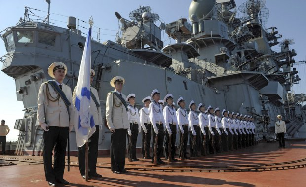 Containing NATO: Russia's Growing A2/AD Capability in the Mediterranean