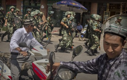 """Counterterrorism"" in Xinjiang"