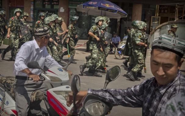 """""""Counterterrorism"""" in Xinjiang"""