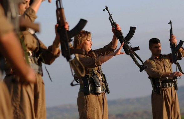 Iranian Support for Kurds Threatens US Security Interests; Here's How the US Can Respond