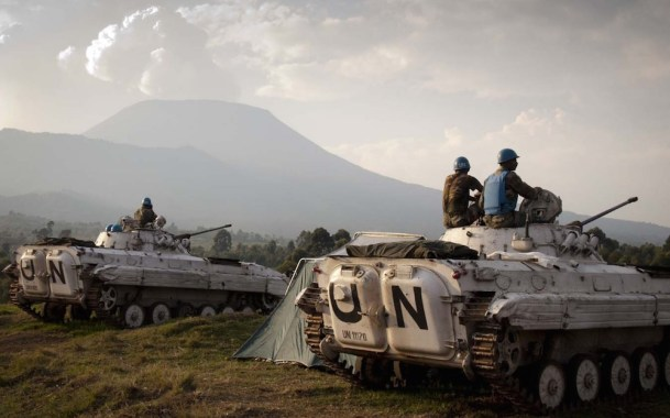 The DRC's Perfect Storm: A Nation on the Brink of Civil War