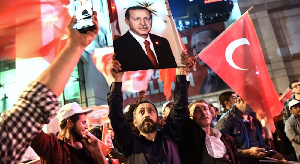 Turkey's Referendum Affects the Fight Against ISIS