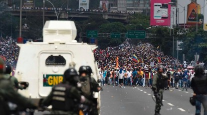 Venezuela's Arsenal: A Ticking Time Bomb