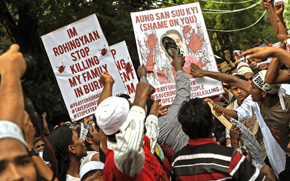 Experimenting with Democracy: Myanmar's Persecution of Rohingya Muslims