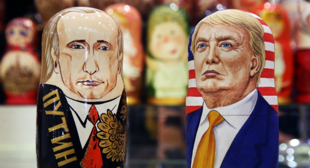 It's Not Me, It's the System: The Inevitability of Failure in Russia-US Relations Under President Trump