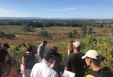 SSP and a Day at Gettysburg