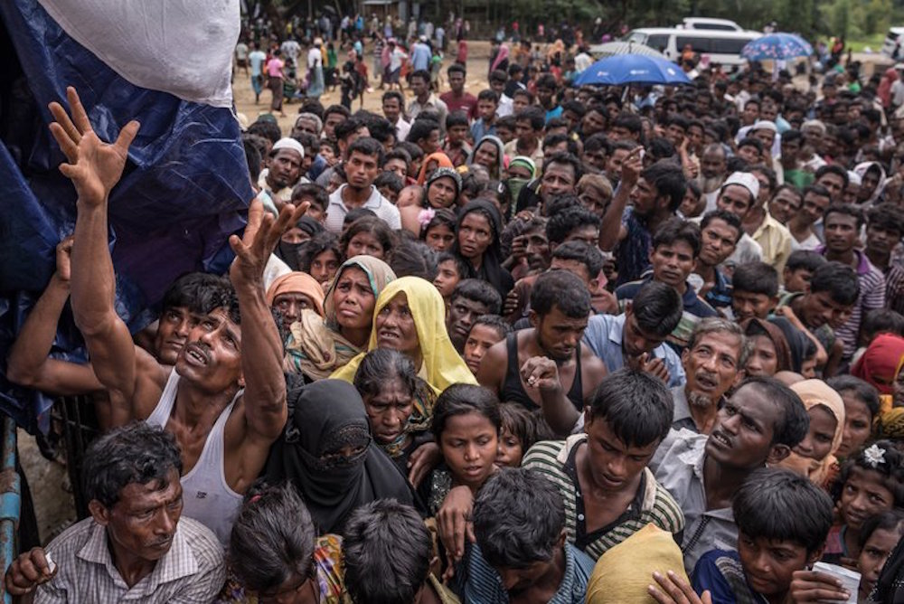 World Leaders Should Have Seen the Rohingya Crisis Coming