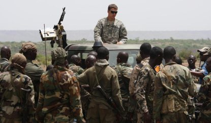American Amnesia: Counterterror Strategy in Sub-Saharan Africa