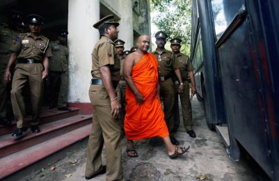 Militant Monks of Sri Lanka
