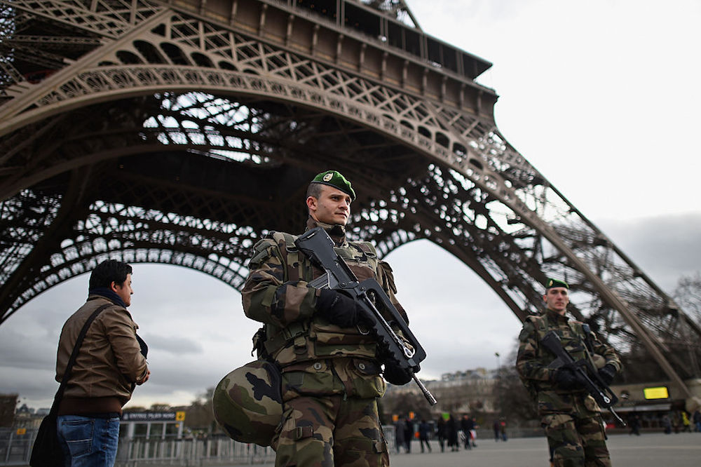 The Implications of France's New Anti-Terror Law