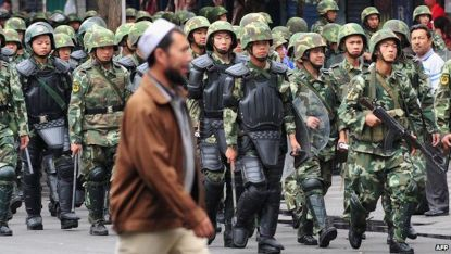 Tackling Homegrown Terrorism in China