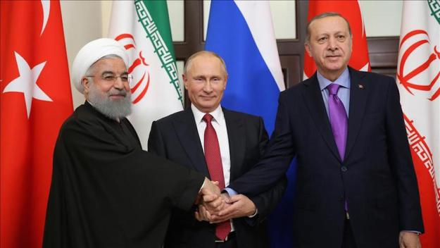 Undermining the UN, Putin's Russia Drives Regional Diplomatic Talks on Syria
