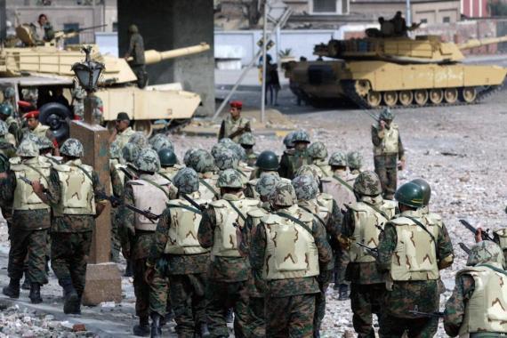 Rethinking American Military Aid to Egypt
