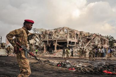 Strategic Gridlock in America's Second Somalia War