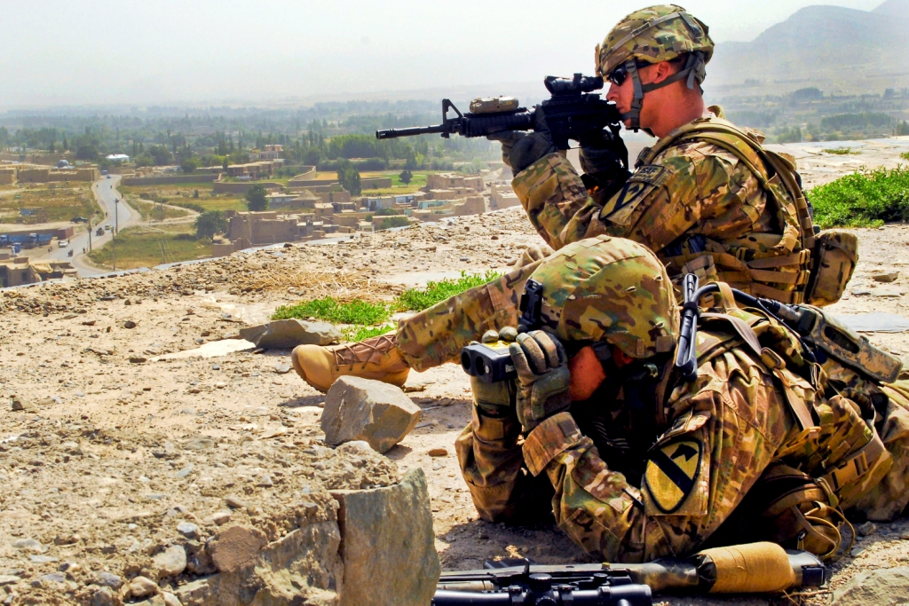 Having Your Cake and Eating It Too: The Paradox of Readiness and Modernization in the US Army
