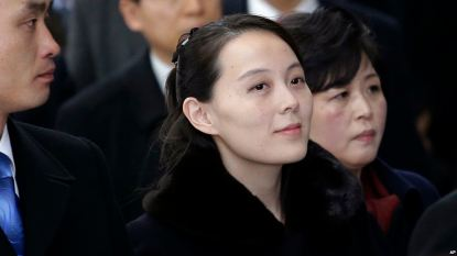 Burying Our Heads in the Sand: Female Participation in Political Violence (The Kim Yo-jong Story)