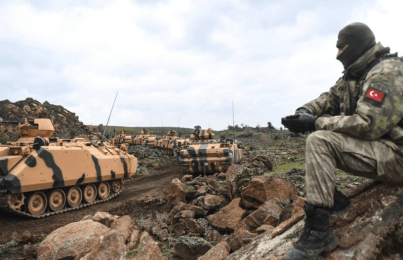 Operation Olive Branch: A Misstep in Russia's Syria Strategy?