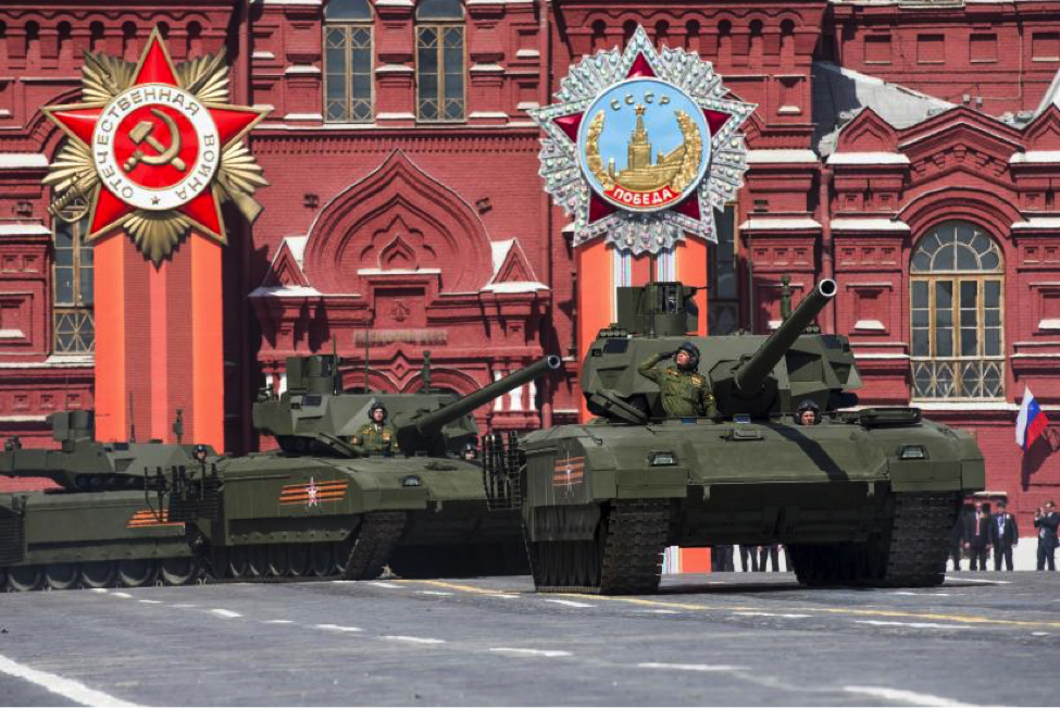 Russia's Race for Next-Gen Weapons Has Turned Into a Crawl